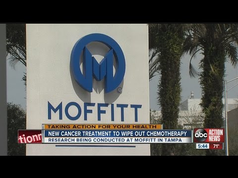 New cancer treatment helps patients live with disease