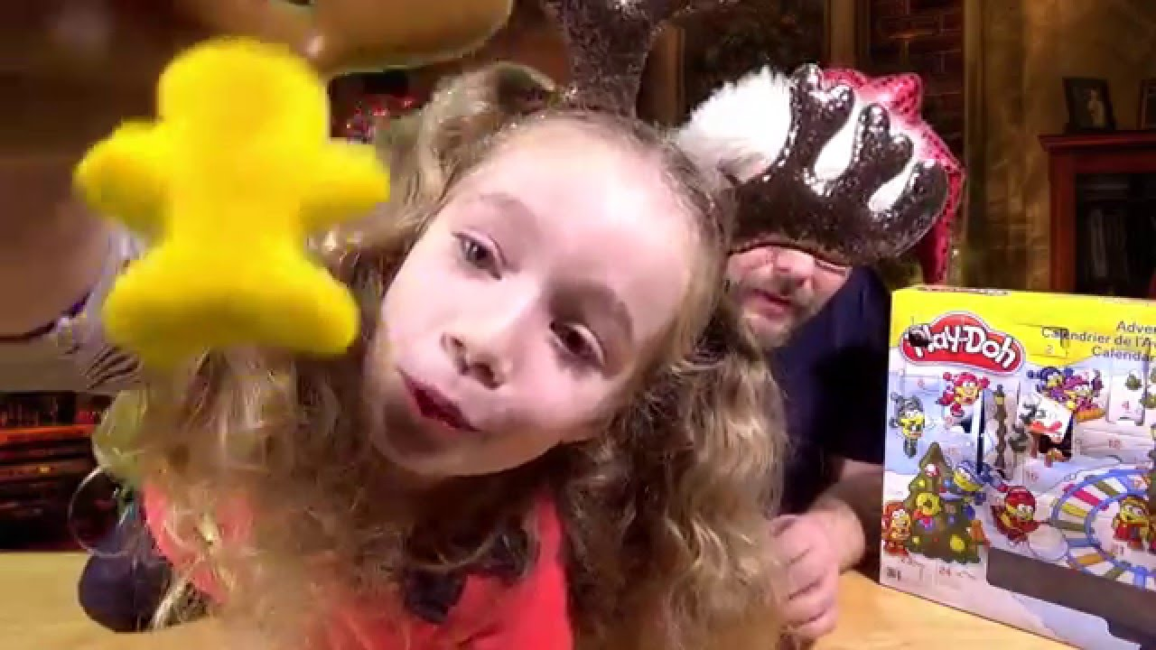 Christmas Advent Calendars 2015 - Day 11 - YouTube