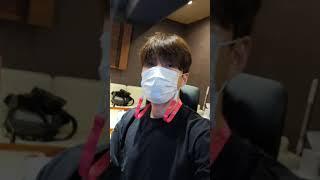 211005 유키스 수현(U-KISS SOOHYUN) 인스타 라이브 라방 (+훈) Soohyun's inst…