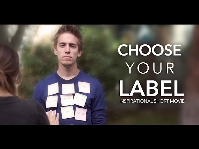 Are you tired of accepting these labels  ? - 1 min that changed millions