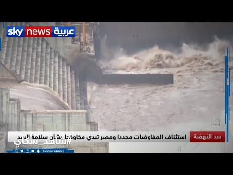 مصر تؤكد أن هناك خلافات جوهرية مع إثيوبيا بشأن السد  - نشر قبل 2 ساعة