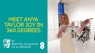 EE BAFTAs 2017: Meet Anya Taylor-Joy in 360