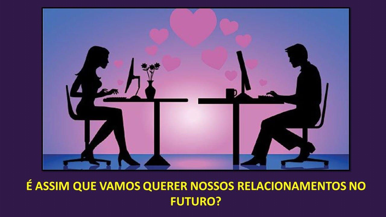 Alem De Namorado Vc E Amigo: Mundo Virtual X Mundo Real