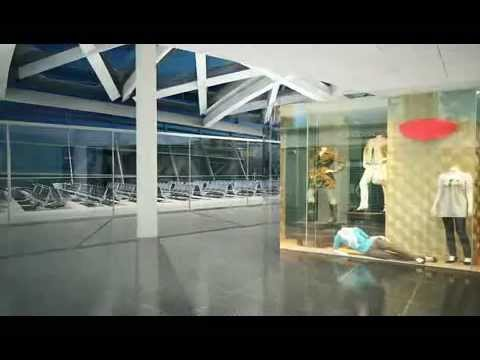 Heydar Aliyev International Airport Baku, Azerbaijan