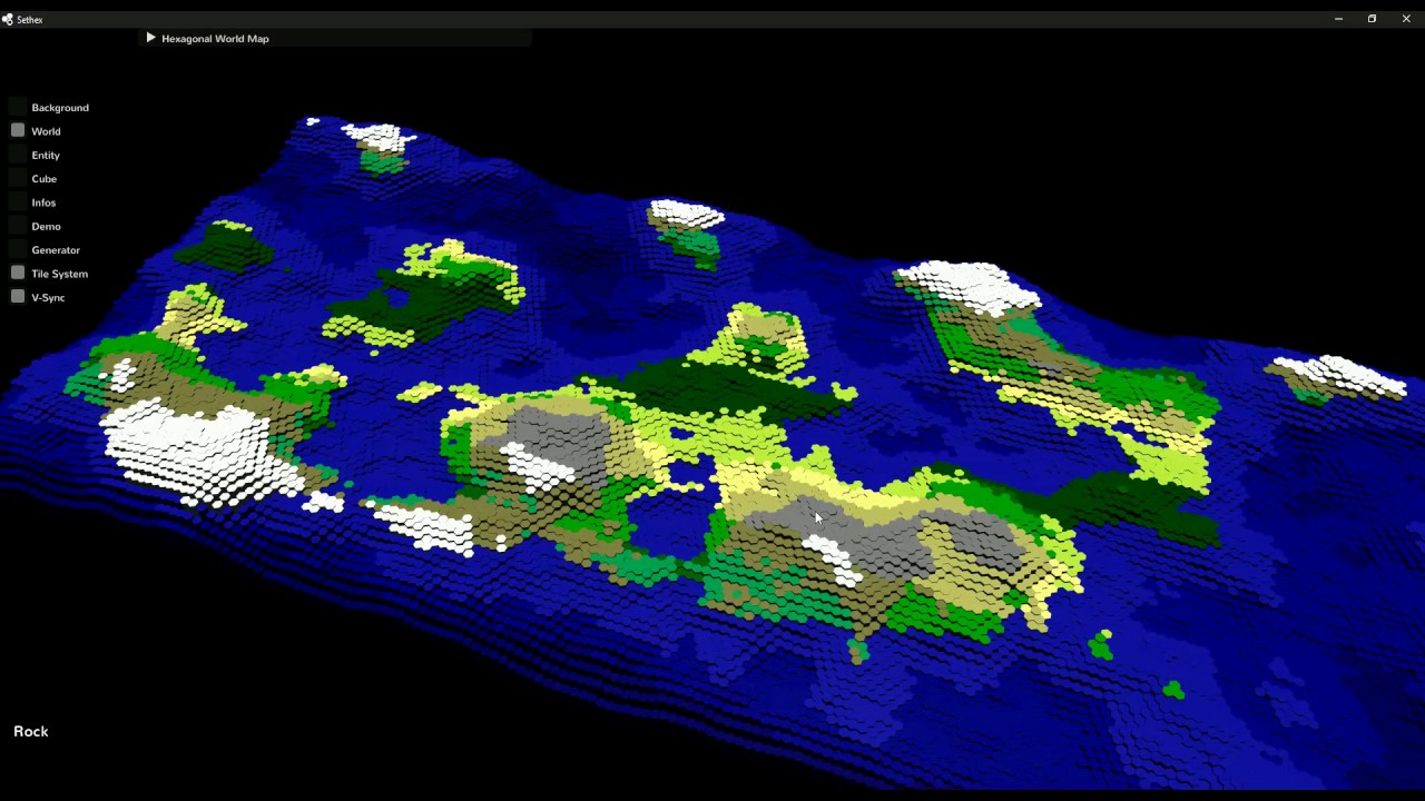 Climate based biomes on procedurally generated maps youtube climate based biomes on procedurally generated maps gumiabroncs Choice Image