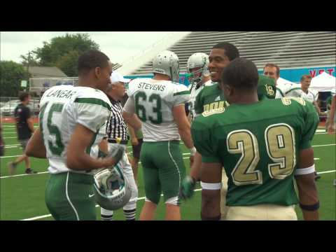 When The Game Stands Tall: Behind The Scenes 2 (Movie Broll) Alexander Ludwig