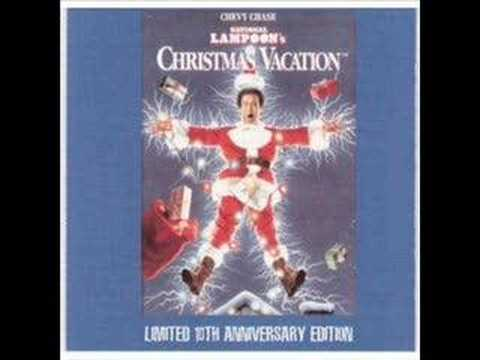 National Lampoons Christmas Vacation Soundtrack Main Title YouTube