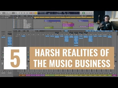 5 Harsh Realities of the Music Business