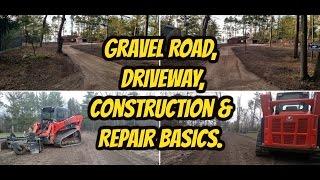 Private and Gravel Road Construction | Traverse City, MI