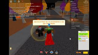 being with my roblox friends