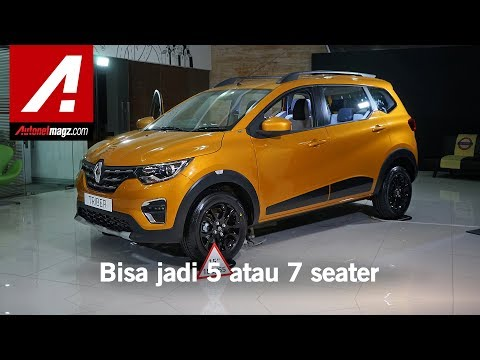 Renault Triber Indonesia First Impression Review by AutonetMagz