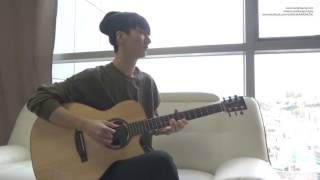 (BTS) Blood Sweat & Tears - Sungha Jung