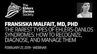 Fransiska Malfait - The Rarest Types of EDS