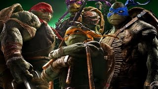 Черепашки-ниндзя (Teenage Mutant Ninja Turtles) 2014. Фильм о фильме. Русский язык [HD]