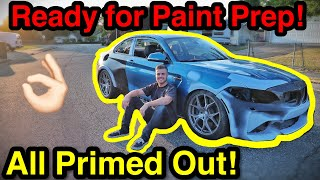 Rebuilding The CHEAPEST salvage auction BMW M2 IN THE WORLD! Part 8 Primer
