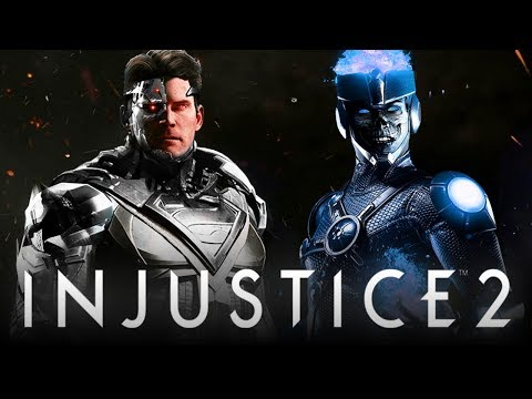 Thumbnail: Injustice 2: New DLC Character Premier Skins, Added Gear, Movie & TV Skins & More! (Injustice 2)