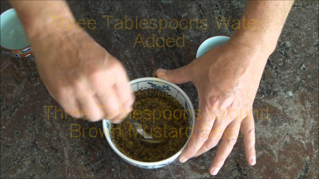 How To Make Y Brown Mustard At Home Recipe