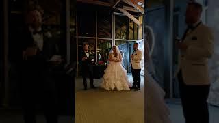 Dave Harnish best man speech Will and Stephanie Wedding 11/17/18