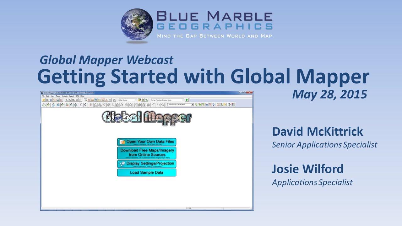 order number global mapper 16