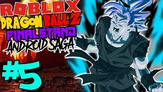 ONE LAST FAREWELL TO PLANET NAMEK! | Roblox: Dragon Ball Z Final Stand (Android Saga) - #5
