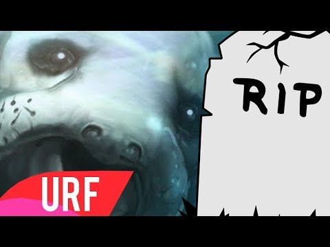 Urf Is Being Ruined By League Of Legends Piece By Piece