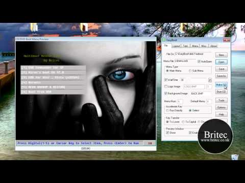 how to install windows xp from hard drive without cd