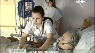 Aide soignante - Les métiers de l'hôpital - 2007