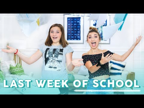 School's Out for SUMMER… for 6 Kids! | Last Week of School 2018