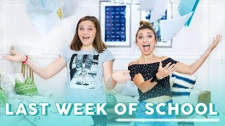 School's Out for SUMMER... for 6 Kids! | Last Week of School 2018
