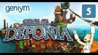 Прохождение игры Chaos on Deponia. Часть 5
