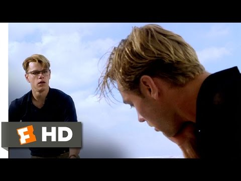 Accidental Murder - The Talented Mr. Ripley (4/12) Movie CLIP (1999) HD