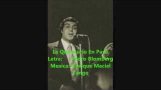 Ruben Juarez - La Que Murio En Paris - Tango