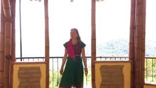 Danza Hindú en la Escuela Gelva