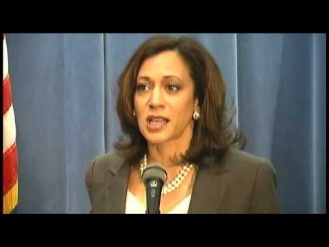 CA Attorney General Kamala Harris Announces $18 Billion Mortgage Settlement