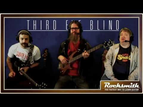 Rocksmith Remastered - Third Eye Blind DLC - Live from Ubiso