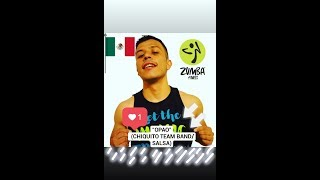 OPAO BY CHIQUITO TEAM BAND | ZUMBA CHOREO | (SALSA)