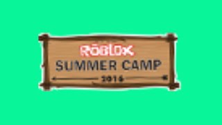 ROBLOX Summer Camp EVENT - Sommercamp Schwimmbrille