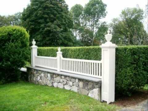 รั้วหน้าบ้าน ต้นไม้ทำรั้ว