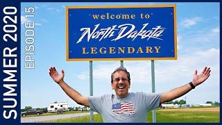 Exploring Legendary North Daĸota - Summer 2020 Episode 15
