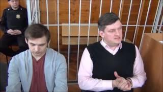 Допрос свидетеля защиты Владимира Головина
