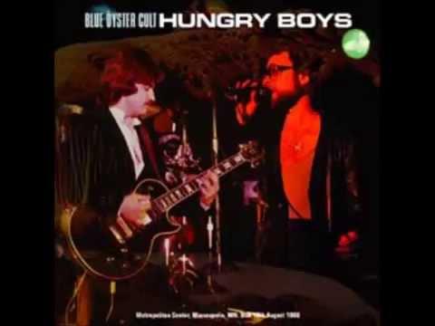Blue Öyster Cult  Hungry Boys  MN 81980