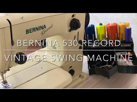 Sewing vintage machines bernina BERNINA: Quality