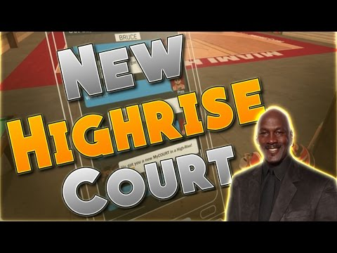 How To Officailly Unlock The 'Highrise' Court In NBA 2K17! MICHAEL JORDAN CONNECTION HIGHRISE COURT!
