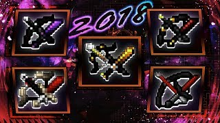 TOP 5 PVP TEXTURE PACKS ( FPS+ ) | 2018 | MCPE v1.5.0