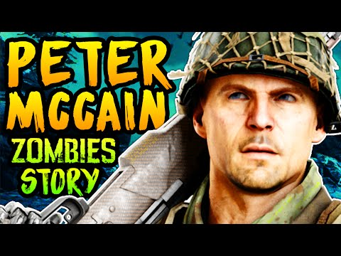BRIEF HISTORY OF PETER MCCAIN | Zombies Storyline Explained E002 (Who is Peter McCain Explained)