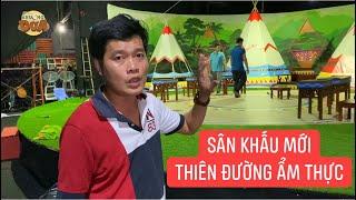 Khương Dừa làm đạo diễn Thiên đường ẩm thực 6, Trường Giang chuyển từ Ông Hoàng làm Tộc Trưởng