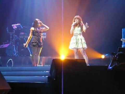 Anggun Feat Pinkan Mamboo - Still Reminds Me (Live in Surabaya, 13th 2009)