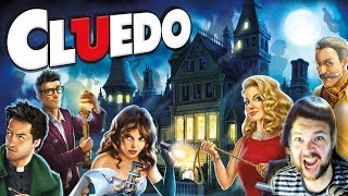CLUEDO (HWSQ) 🔍 • Morduntersuchungen im STREAM • Let's Play CLUEDO [01]