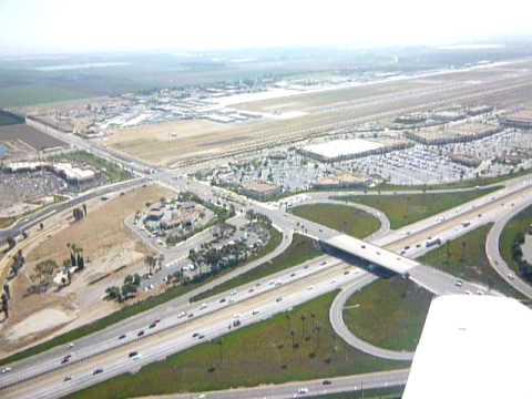 Landing Piper Malibu Matrix (Camarillo,CA Airport)