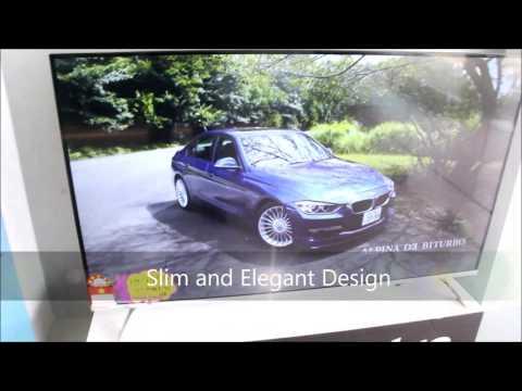 Toshiba 55U9650VM Pro Theatre Ultra HD 4K TV - U96 series